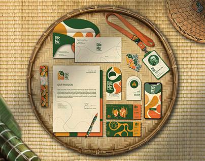DỐC MƠ FARM | Brand Identity