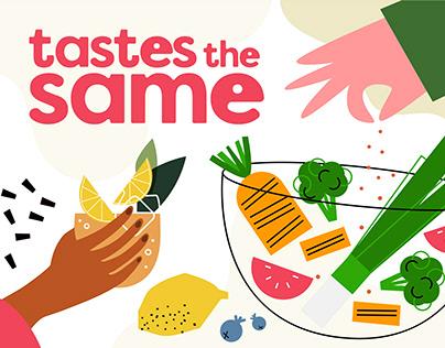 Tastes The Same Blog