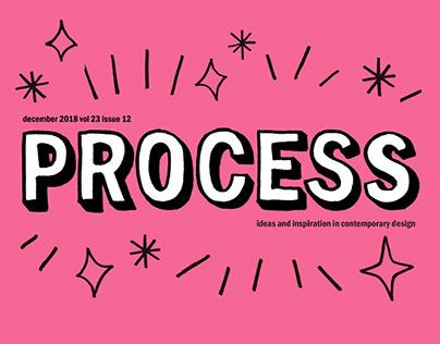 Process Magazine: Adam JK