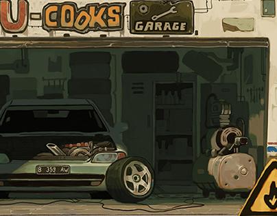 Family Garage