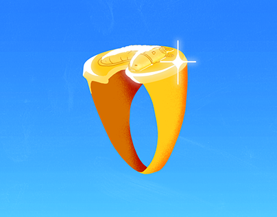 Centriti Ring   Made with Love