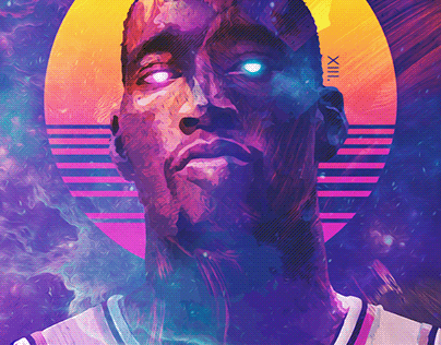 """NBA Playoffs 2020 - """"Space Jump"""""""
