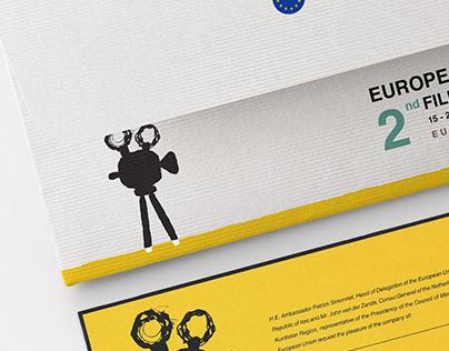 2nd European Film Festival - Slemani