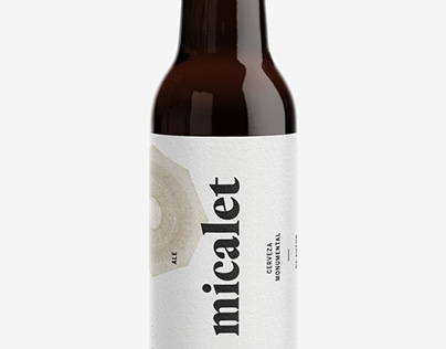 Micalet. Craft beer.