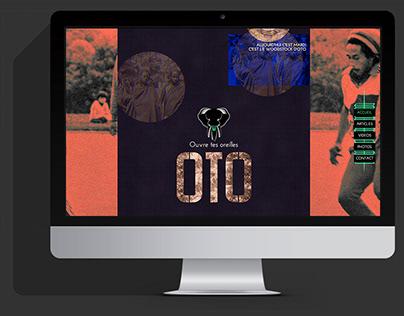 Branding & Wordpress: OTO | Ouvre tes oreilles