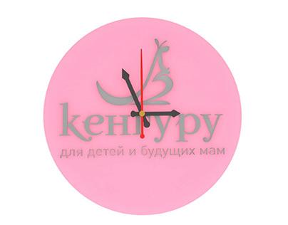 Концепт часов для Кенгуру