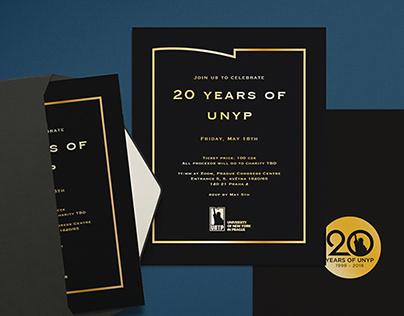 Prints for UNYP, University of New York in Prague