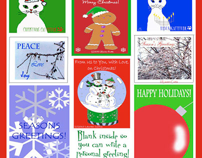 Greeting Card & T-shirt Art & Design