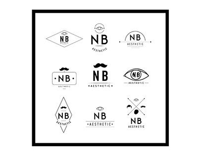 NB Aesthetic Logo Design