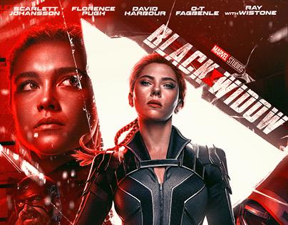 Black Widow - Movie Poster