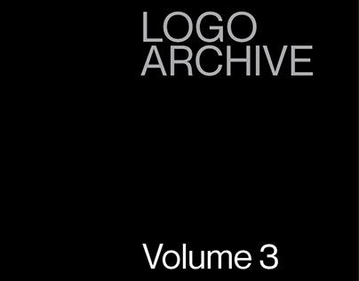 LOGO ARCHIVE   Volume 3