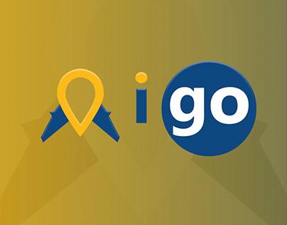 BRANDING PROJECT : Project iGO