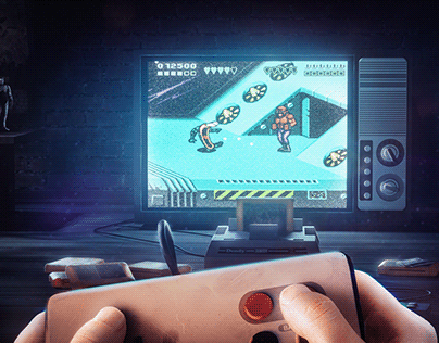 Nostalgiа Gaming