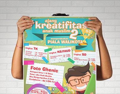Poster SDI Baitul Makmur Malang [GoldCreative]