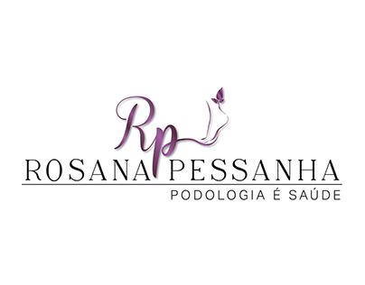 PROJETO CRIAÇÃO DE LOGO - ROSANA PESSANHA