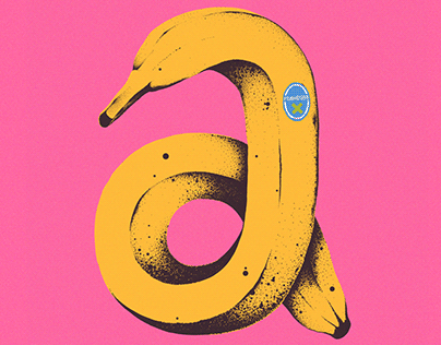 A is for banana?