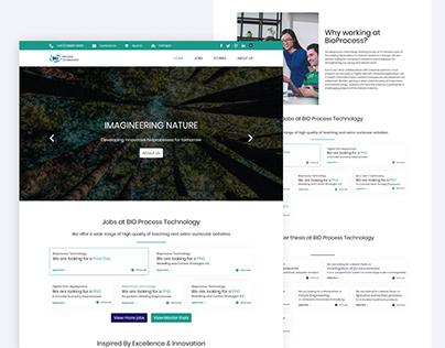 BioProcess Technology at TU Vienna - Landing Page