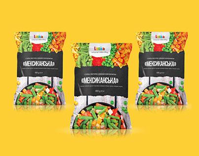 Laska/Frozen Vegetables and Meals
