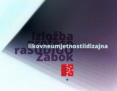 Izložba profesora ŠUDIGO / catalogue