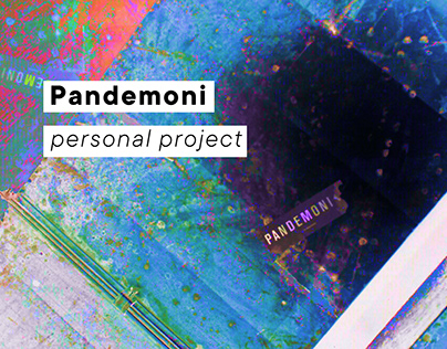 Pandemoni, artwork