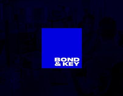 Bond & Key - Real Estate Identity Proposal