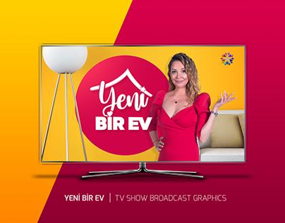 YENİ BİR EV (A NEW HOUSE) | TV SHOW GRAPHICS AND PROMO
