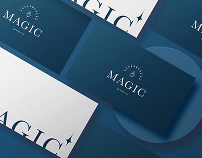 Brand Identity Logo Jewerly Design