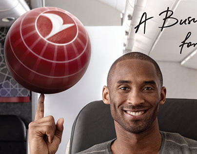 Turkish Airlines - Kobe Bryant TVC