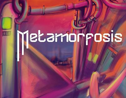 comic metamorfosis