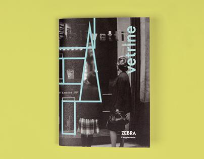 ZEBRA | il supplemento