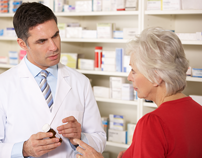 Barriers to Medication Adherence in the Elderly
