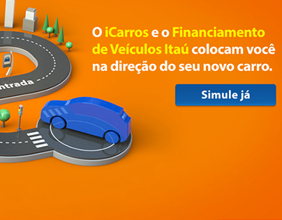 Itaú :: Financiamento iCarros