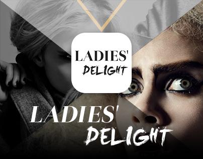 Ladies' Delight App - iPhone & iPad