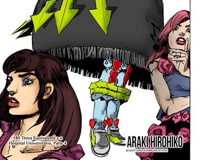 Manga illustration 1