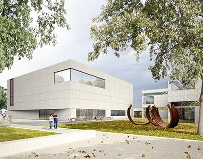 Gallery of Presence, Saarbrücken (Germany)