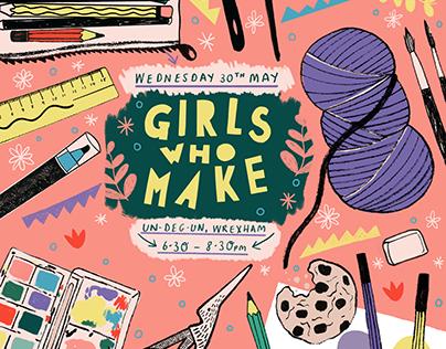 Girls Who Make: May