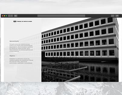 Guia de Interfaces - TCU