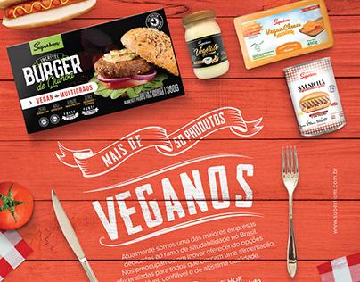 Anúncio Rev. Vegetarianos
