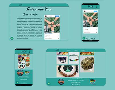 Diseño Web - Jade