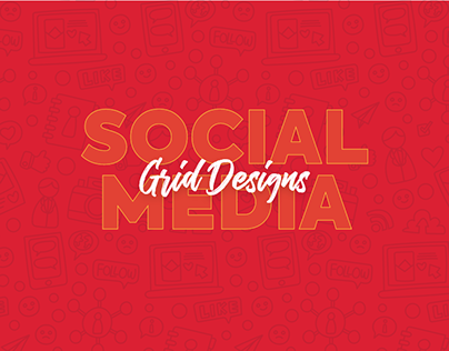 Social Media Grid Designs