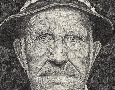 As hard as a rock. Portraits of Polish highlanders