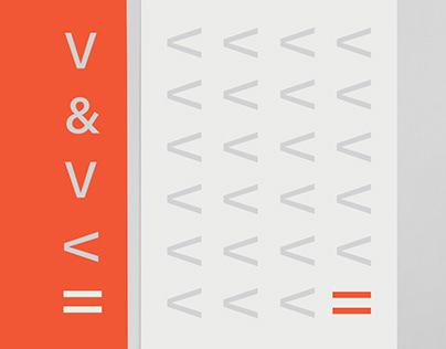 visual identity — voice & vote