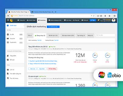 Mobio - Online Marketing & Social Network management