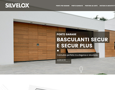 SILVELOX per Casiraghi Greco &