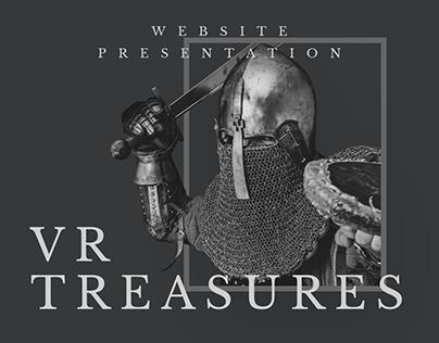 Website design for vr tourism company