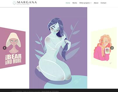Sitio Web Profesional - MARGANA