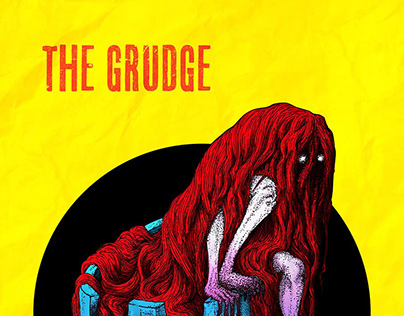 The Grudge poster vol. 1