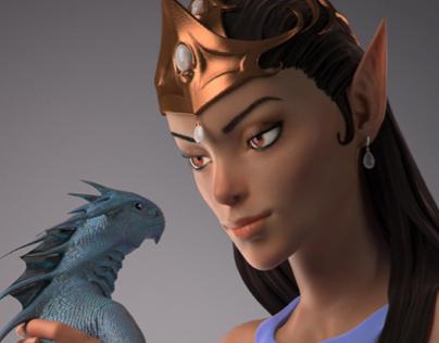 Safira and Thorn