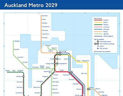 Auckland Metro 2029