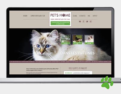 [ WEBDESIGN ] Pet's Home